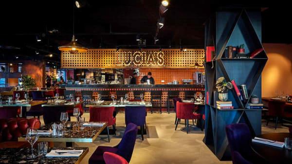 Lucias Restaurant - Chefs in action - Lucias Restaurant, Amstelveen