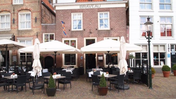 Terras - Braveau Bar & Kitchen, Heusden