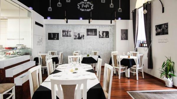 Interno - Papi Restaurant Bistrò, Trieste