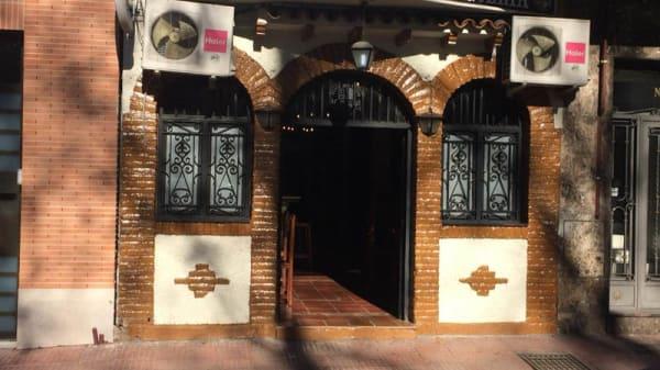 entrada - Meson Victor, Alcalá de Henares