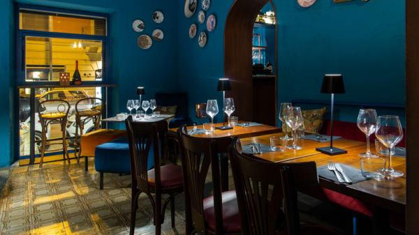 Vista sala - Mazzini 30 Taverna, Palermo