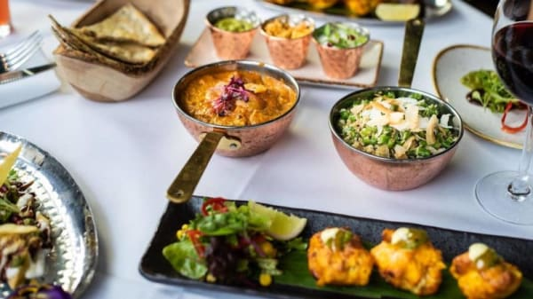 Suggerencia del chef - Mint Leaves - Real Indian Food, London