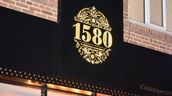 1580 Contemporary Indian Dining, Birmingham
