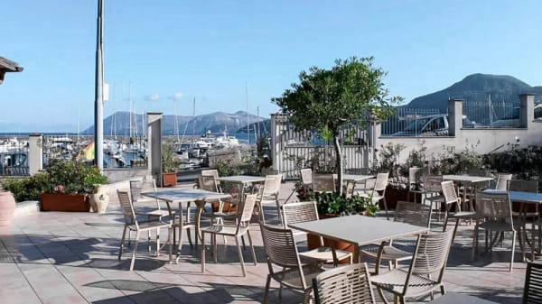 terrazza - Dal Diportista, Lipari