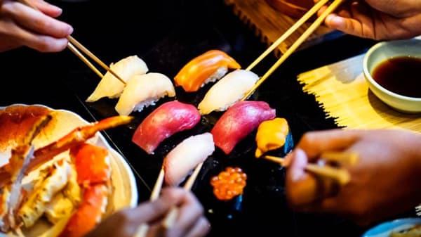 Suggestion du chef - Sushi Bourse, Brussels