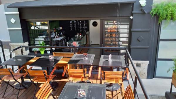 Esplanada - Sterna Café Sumaré, São Paulo