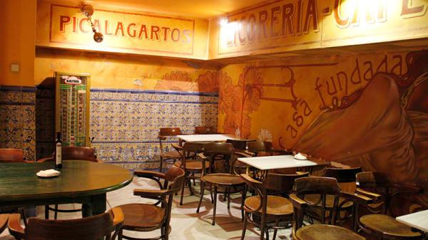 Sala - Picalagartos - Hernando Colón, Sevilla