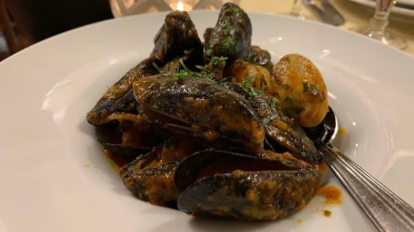 Specialità dello chef - Da Giancarlo, Pula