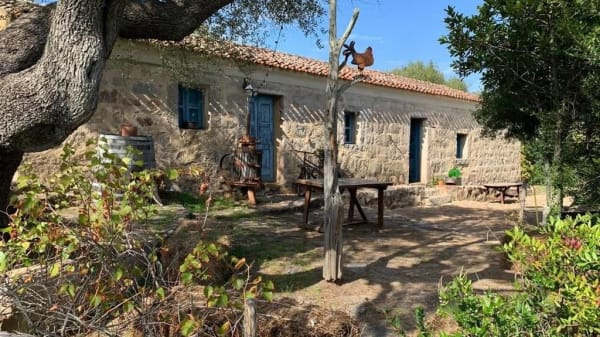 Ingresso - Tenute Sasima Sardegna, San Pantaleo