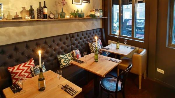Restaurant - Sevenhills, Delft