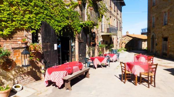 Esterno - Trattoria di Campagna Borgo Cenaioli, Magione