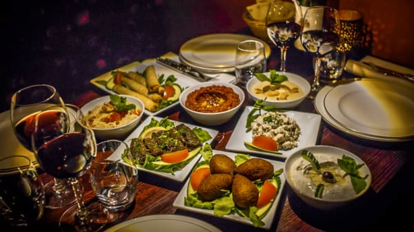 Chef's suggestions - Lebanon Meza Lounge, Stockholm