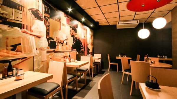 Vista sala - Pizzería Restaurante Comes, Toledo