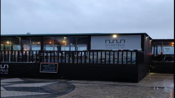 Exterior - O Castelo Restaurante Bar Terraza, Faro