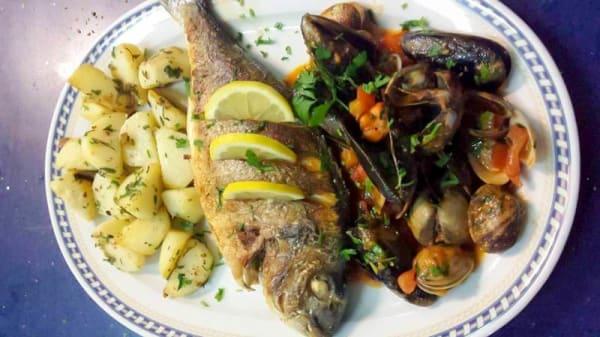 Sugerencia del chef - Da Canio Candelaria, Candelaria