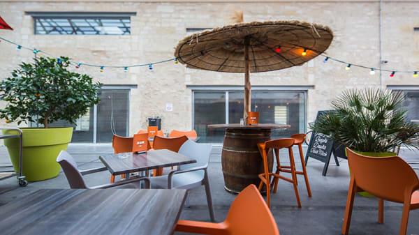 Terrasse - Le Zac, Bordeaux