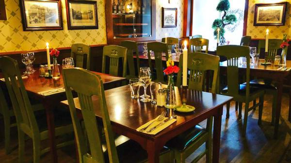 Restaurang - Snaps Bar & Bistro, Stockholm