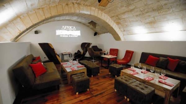 vue de la salle - Bassa Lounge, Bordeaux