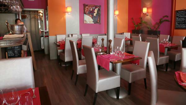 Aperçu de l'intérieur - La Table Lauriston, Paris