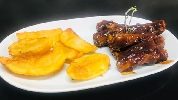 Prato - Restaurante Vitoria Grill, São Paulo