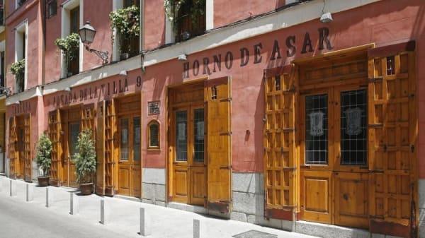 Posada de la Villa, Madrid