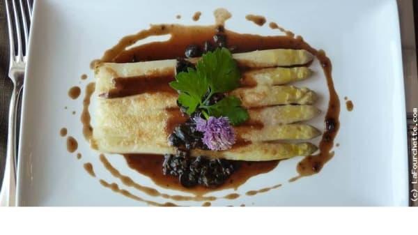Assiette - Fleur de Sel, Cappelle-la-Grande