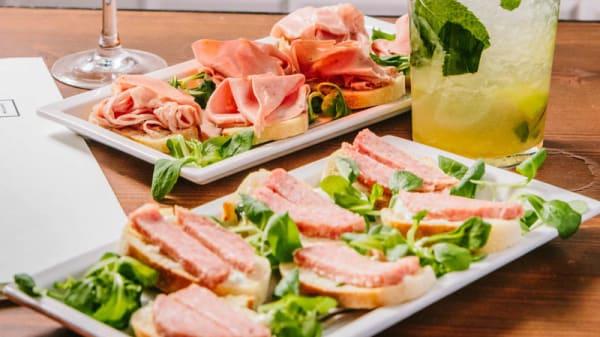 Suggerimento dello chef - PaninoLAB Navigli, Milaan