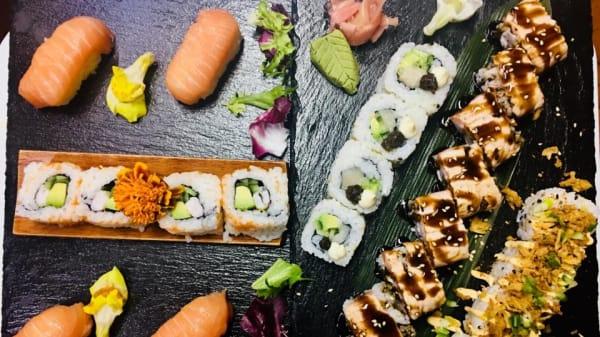 1 - Subarashi sushi, Granada