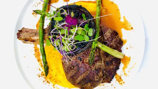 Blazed Rib Eye Steak - Blazed Bar and Grill, Ardeer