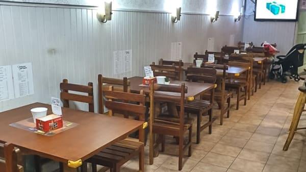 Sala del restaurante - El Rincón del Tapeo, Sanxenxo