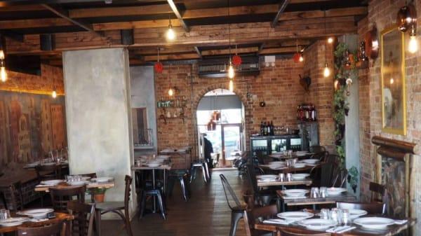 Pizzeria Da Alfredo, Glebe (NSW)