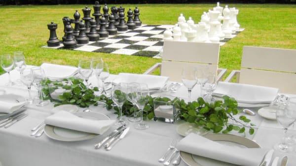 Table dressée - Het Verschil, Aalst