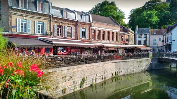 Devanture - Le Rétroviseur, Amiens