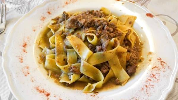 Suggerimento dello chef - Toscana, Cortona