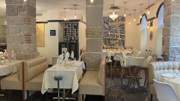 Vue de la salle - Ogram Restaurant, Nice