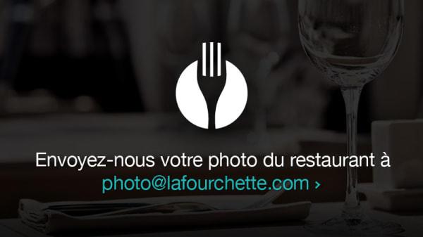 Restaurant - L'X Café, Villefranche-sur-Mer