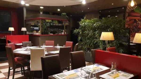 Salle du restaurant - Les Demoiselles, Limoges