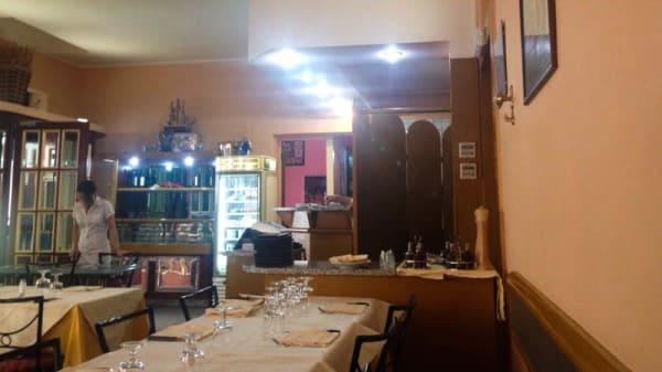 Il locale - A Piedigrotta, Milan