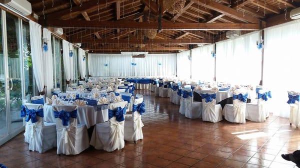 Vista sala - Fattoria Santo Stefano, Fiumicino