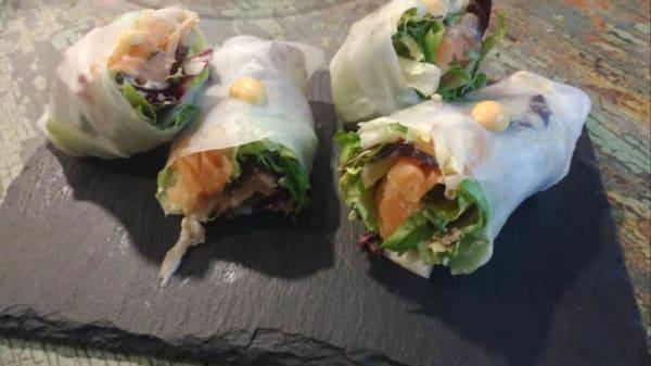 sugerencia del chef - Pinar Gastronòmic, Banyeres De Mariola