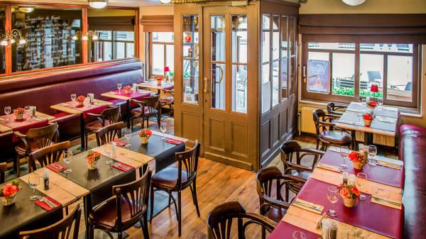 Vue salle - Brasserie du Couvent, Waterloo
