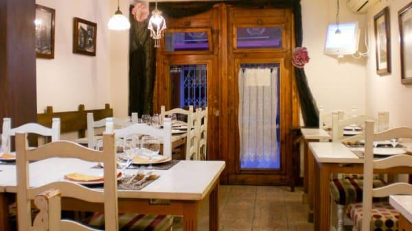 Vista de la sala - Subordan, Zaragoza
