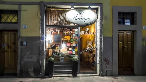 entrata - Enoteca Le Barrique, Firenze