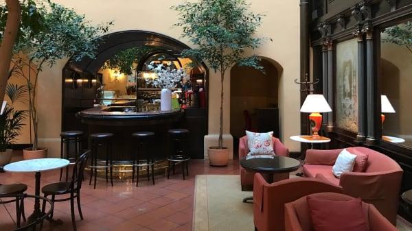 Restaurant König von Ungarn im Mozarthaus, Wien