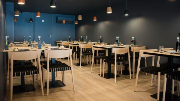 Salle - Côté Sushi Prado, Marseille