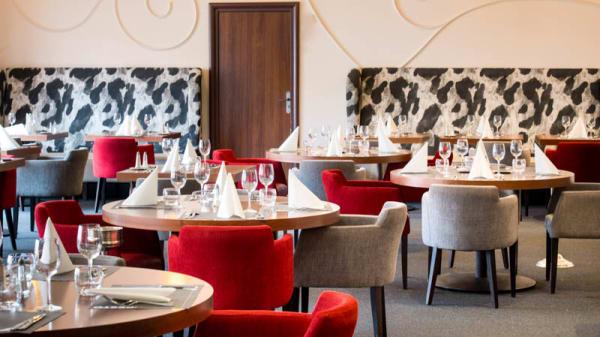 la salle du restaurant - Le Comptoir JOA - Le Boulou, Le Boulou
