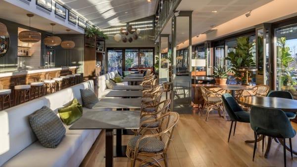 Club Café - PGA Catalunya Resort, Caldes De Malavella