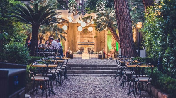 Terrazza - Gatsby Lounge Garden, Roma