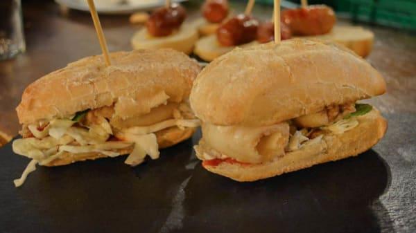 Sugerencia del chef - Tasca Burladero, Baeza