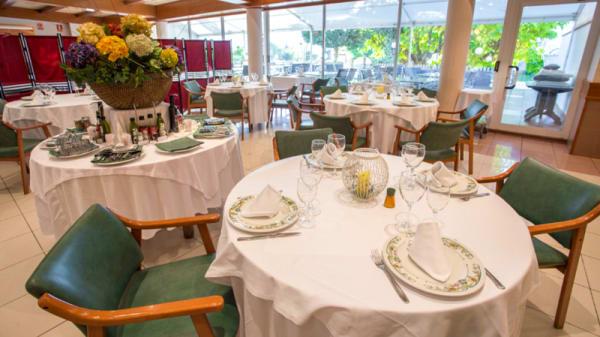 Sala - Restaurant Segle XX, Tremp